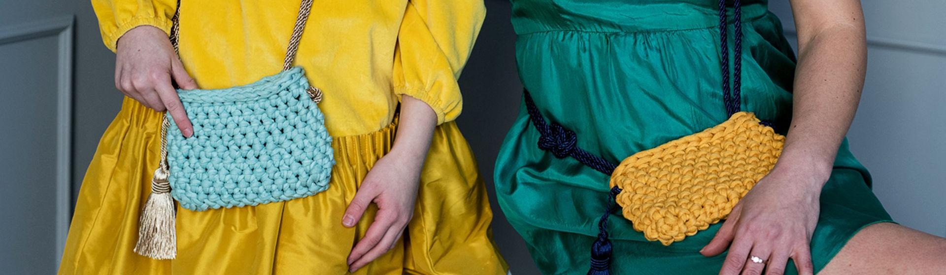 Stiilsed käsitööaksessuaarid elegantsetele naistele